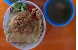 Nikmatnya Mie Ayam 59 di Dukuhwalu Purwokerto