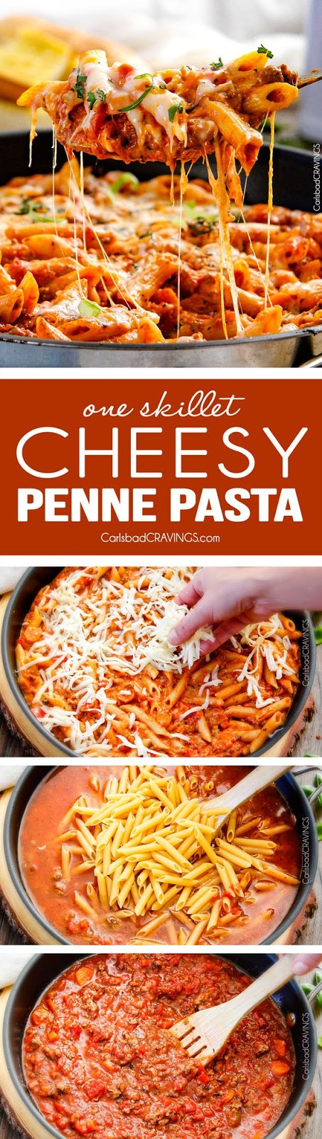3409 rating    | ONE SKILLET CHEESY PENNE & NEW YORK BAKERY  BAKE AND BREAD #ONE #SKILLET #CHEESY #PENNE #NEW #YORK #BAKERY  #BAKE AND BREAD