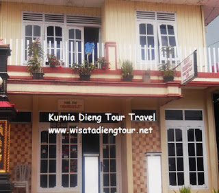 foto homestay bugenvile dieng wonosobo
