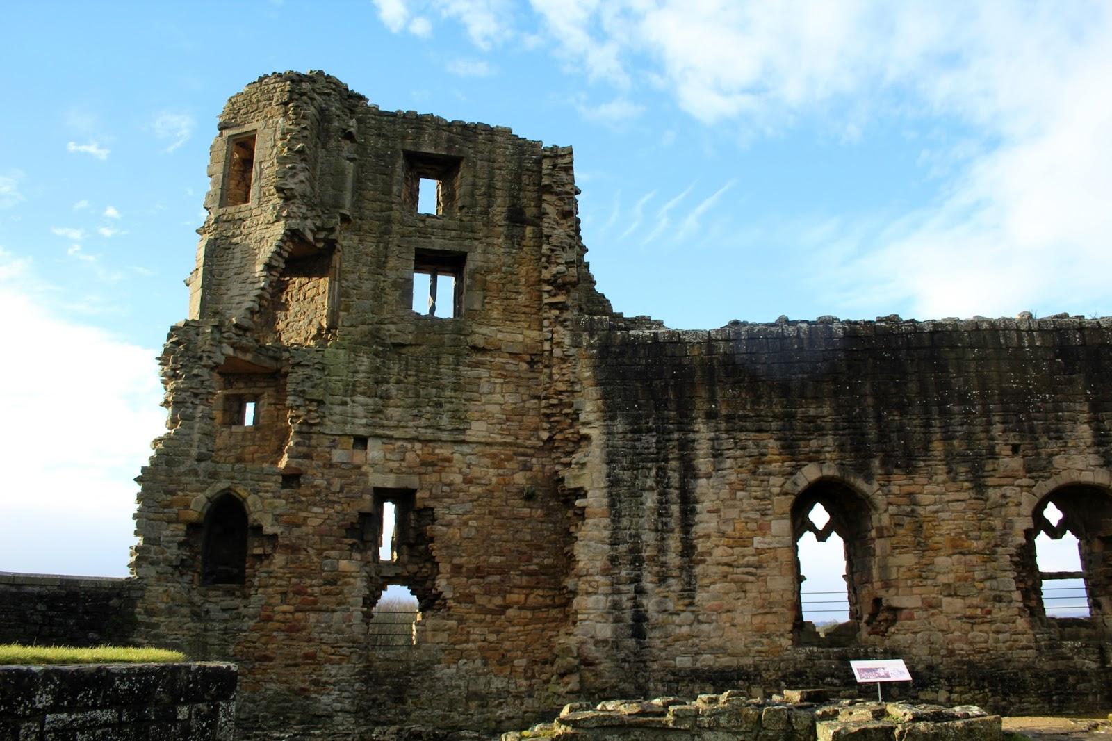 Barnard Castle Ruins
