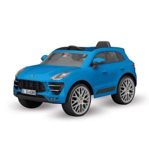 Veículo Elétrico com Controle - 12V - Porsche - Macan - Azul - Bandeirante
