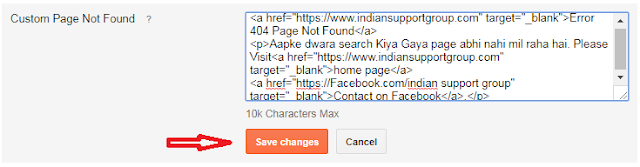 New Blogger Blog Ki Advanced SEO Settings Enable Kaise - janiye Hindi me