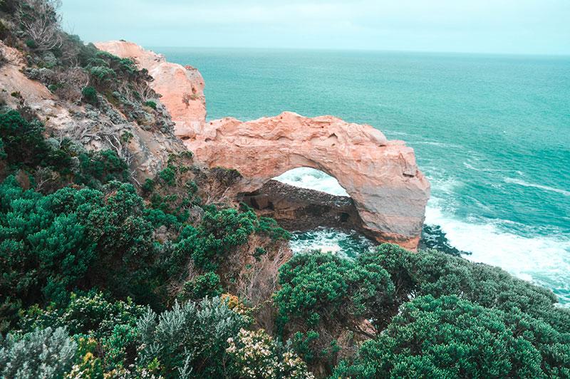 the arch the great ocean road victoria australia