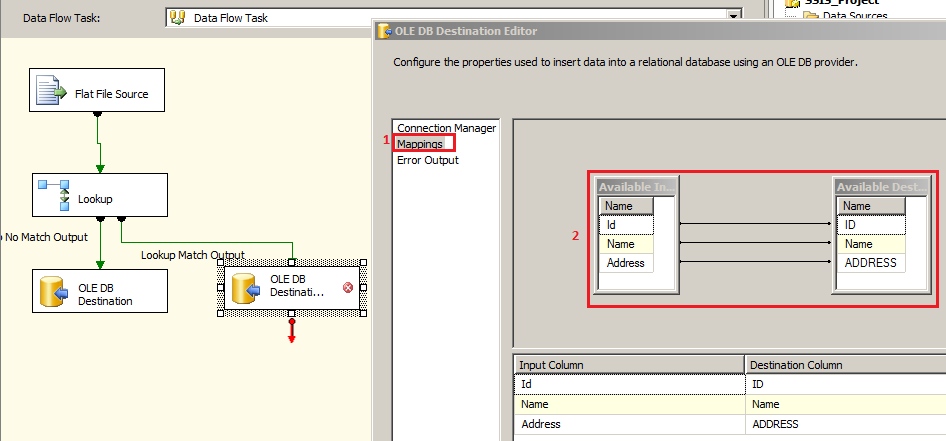 Welcome To TechBrothersIT: SSIS - How To Create / Use Temp