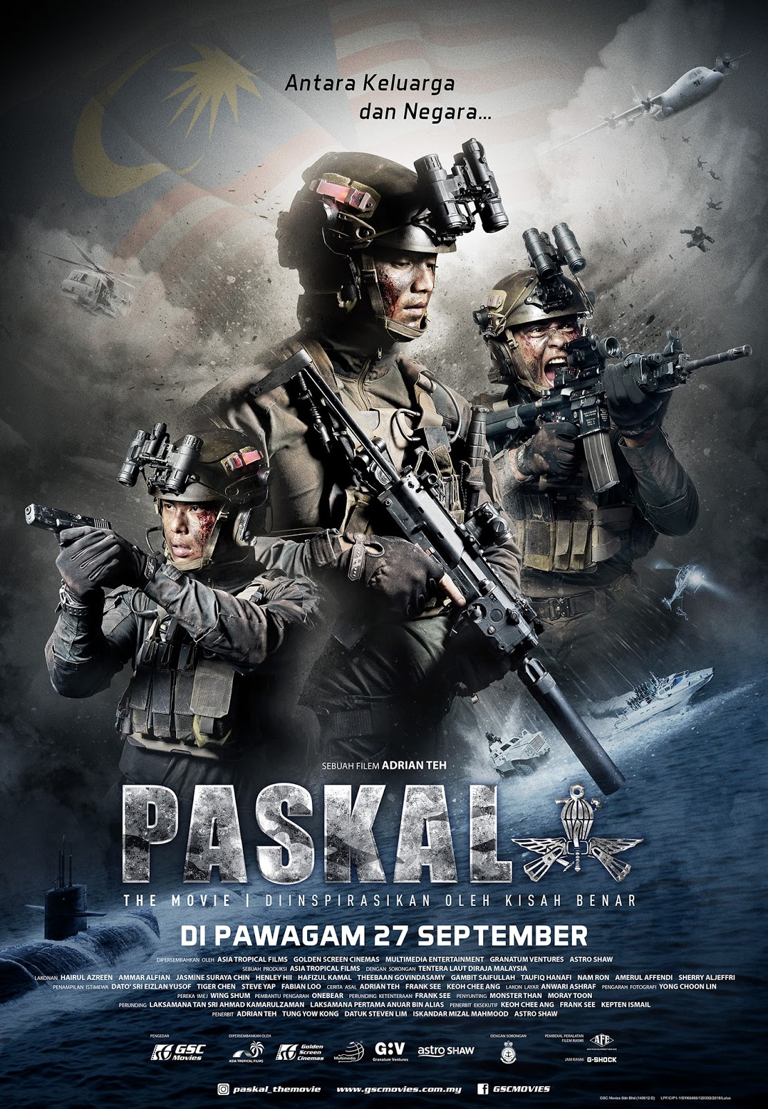 Paskal The Movie