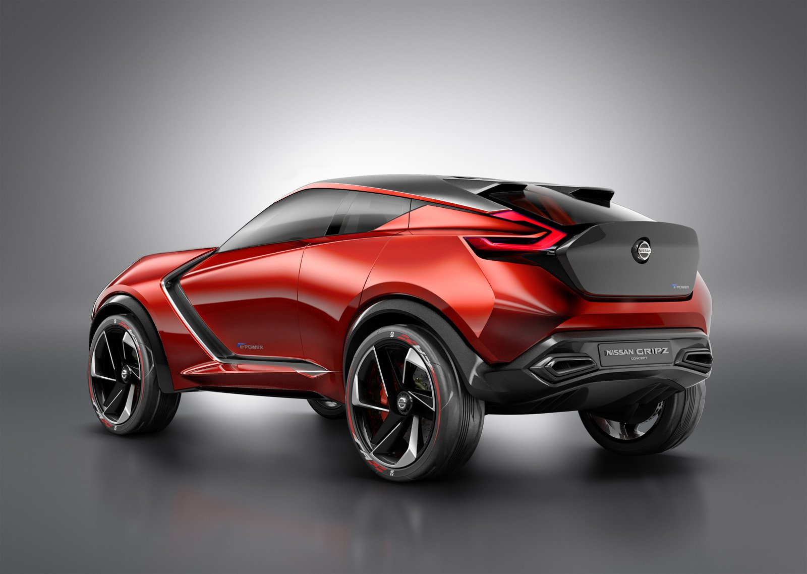 The New Nissan Juke 2017 Will Include Headlights Led Arrow Shaped Front Grille And A V