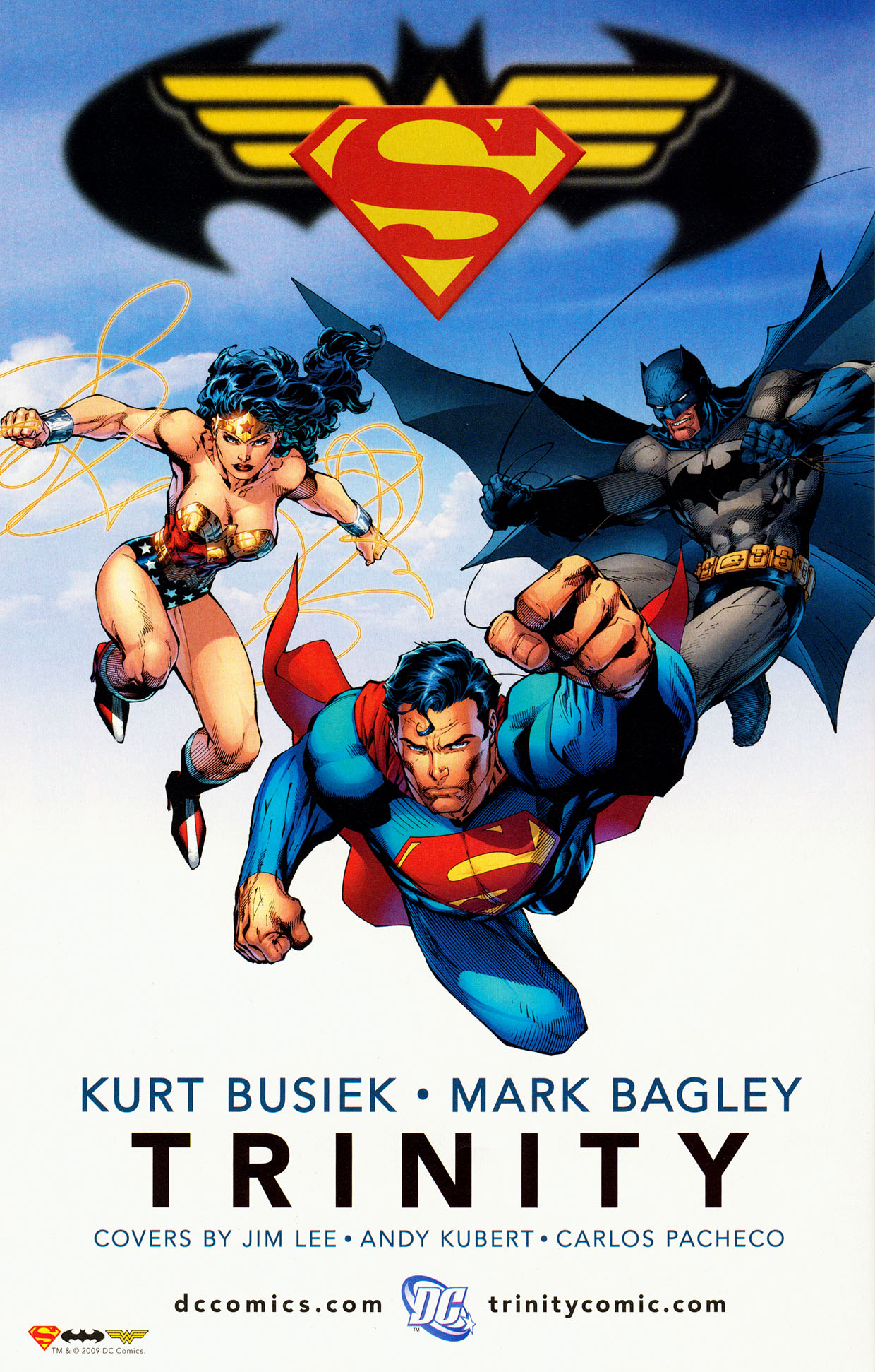 Read online Trinity (2008) comic -  Issue #34 - 28