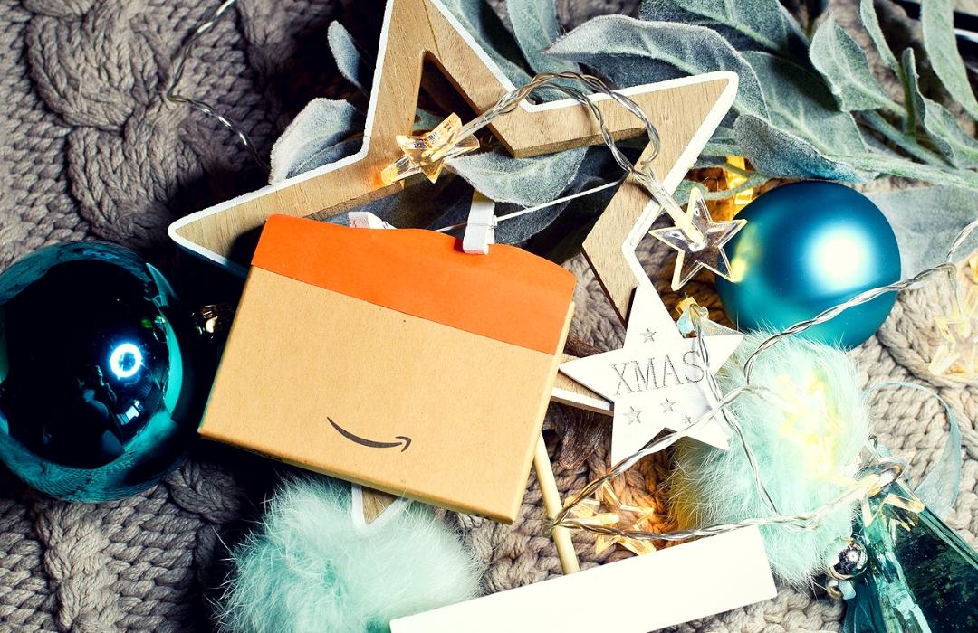 wie verpacke ich einen Gutschein schön, Verpackungsidee für Gutschein, Weihnachten