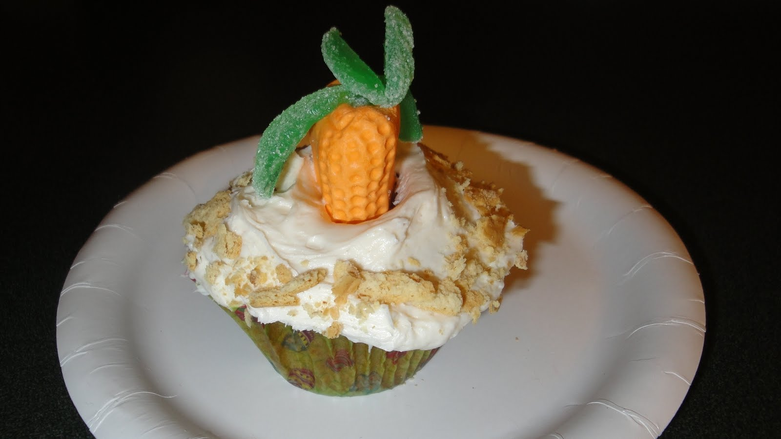 Spark and All: 'Carrot Top Cupcakes'