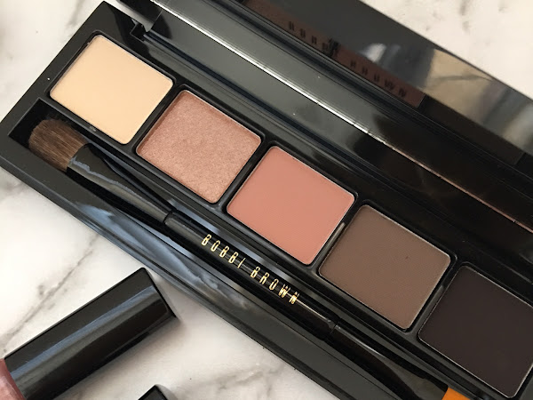 Bobbi Brown Evening Glow Palette: The one eyeshadow palette you need to have!