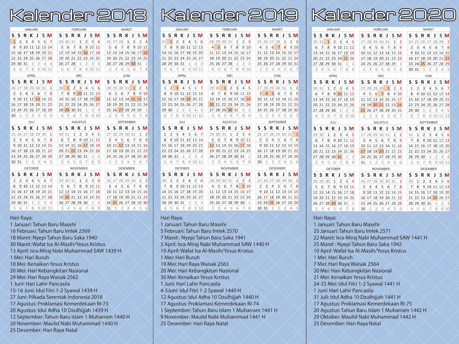 Apabila anda ingin mengunduh Kalender tersebut maka anda dapat mengklik kanan dan Open Link in New Tab lalu pada Tab Gambar yang telah diklik