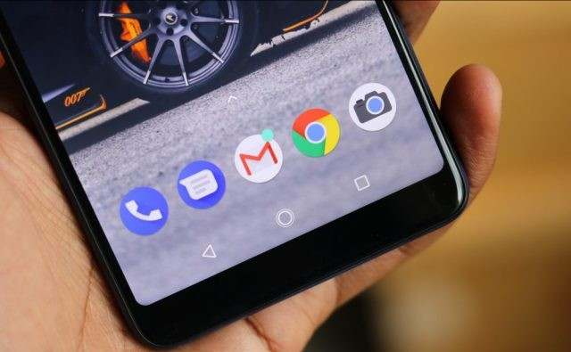 Android One Experience On The Infinix Note 5 Smart Phone