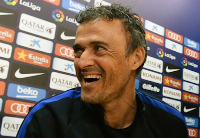 Luis Enrique: Barcelona can score six against PSG