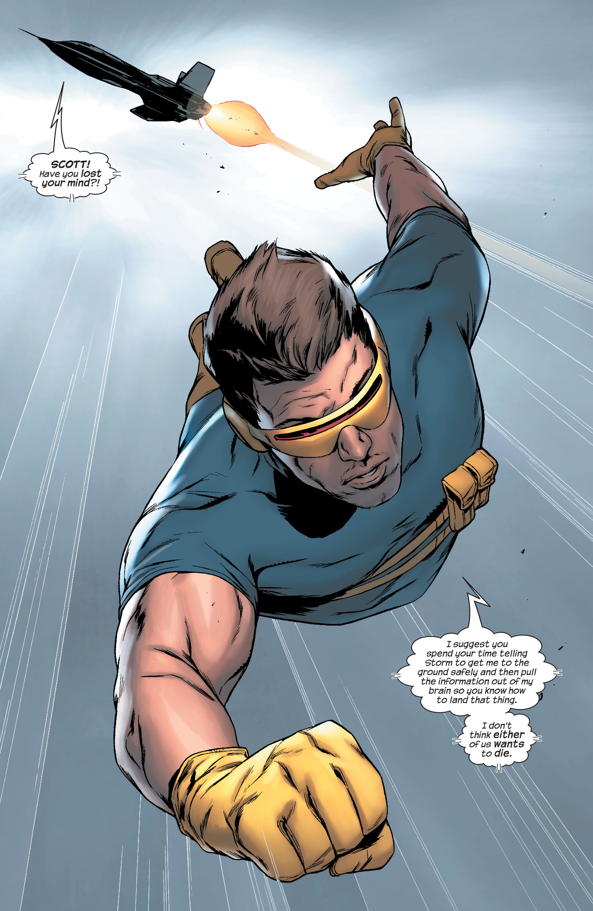 Read online Ultimate X-Men comic -  Issue #78 - 6