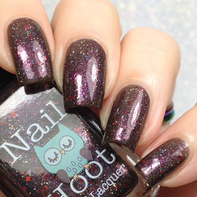Nail Hoot Lacquer-Edie