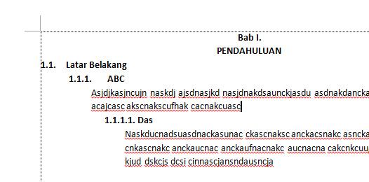 Membuat Bodynote Dan Footnote Otomatis Di Ms Word Duasatusebelas