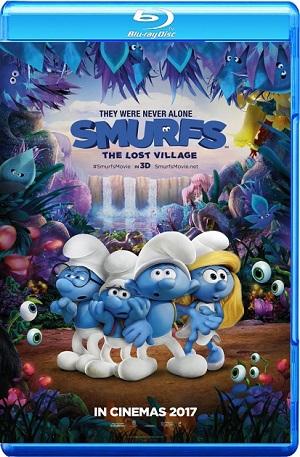 Smurfs The Lost Village 2017 WEB-DL 720p