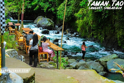 Taman Tao Tempat Wisata Alam Baru di Singaraja