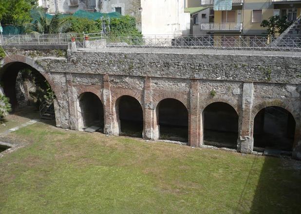 villa romana a Minori