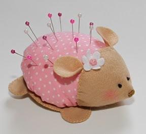 porquinha espinho2 - Porco espinho