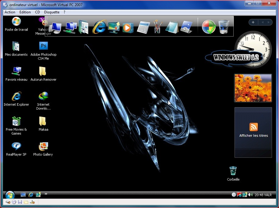 windows xp sweet 5.1 iso gratuit startimes
