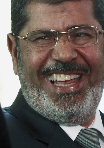 Egyptian President Morsi