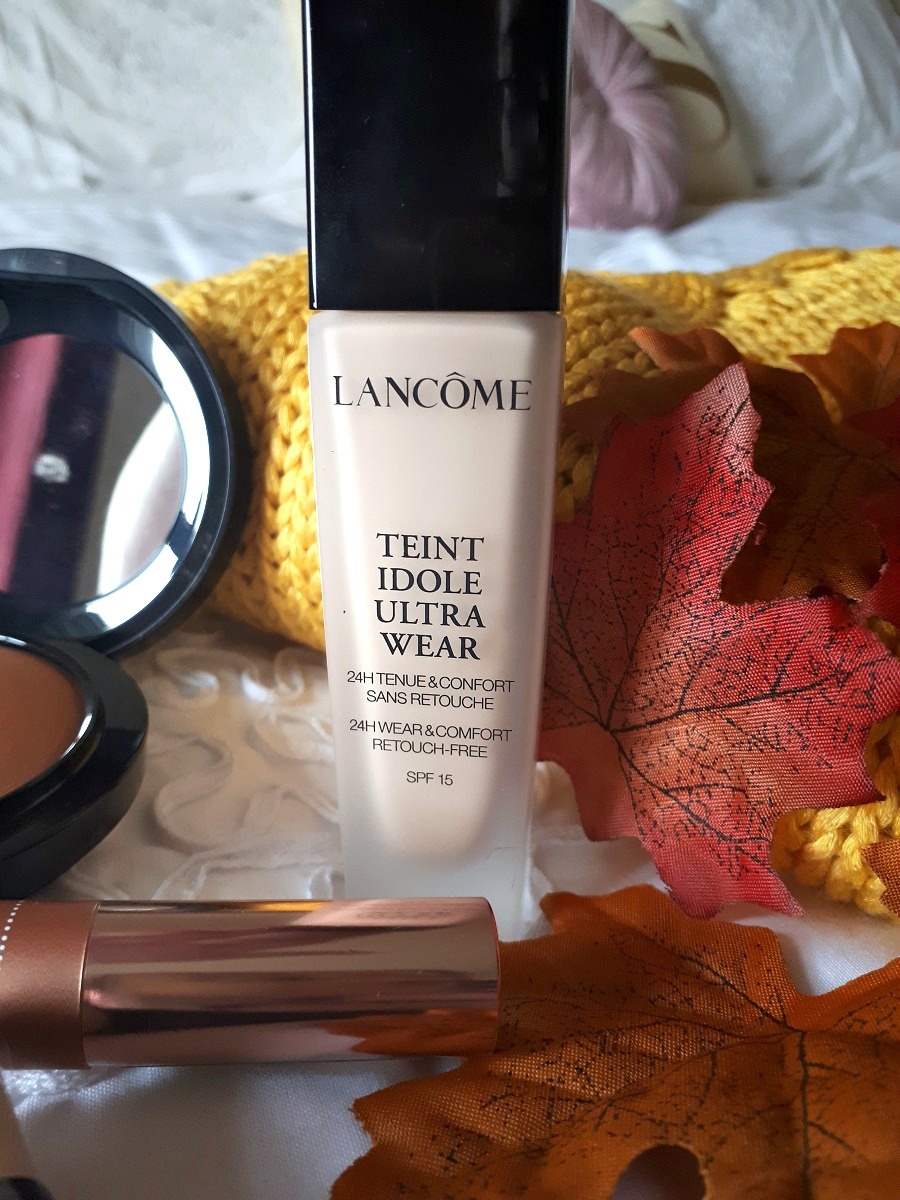 Lancome Teint Idole Ultra Wear Foundation, The Style Guide Blog, Beauty Blog