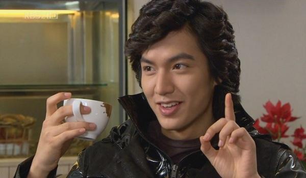 The Chaebol Curls Lee Min Ho