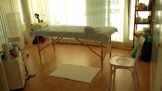 Raum in Gesundheitspraxis Buonavita Kriens Zentrum
