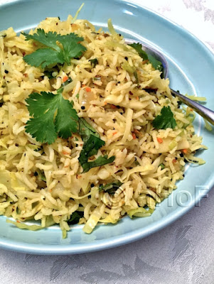 Indian Cabbage and Rice