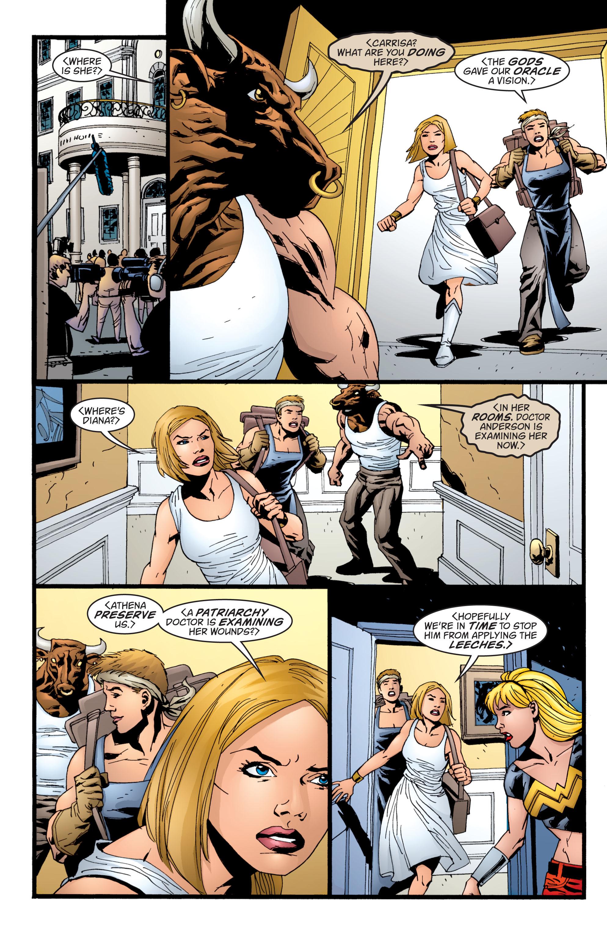Read online Wonder Woman (1987) comic -  Issue #211 - 17