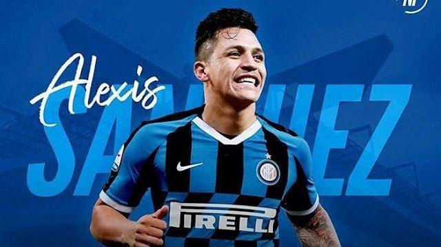 Alasan Sanchez Belum Menjadi Pemain Inti di Inter Milan