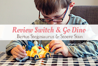 Review Switch and Go Dino