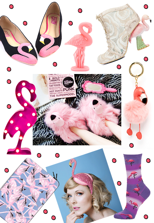 flamingo, fashion, shopping wish list