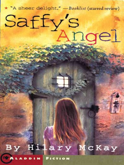 The Book Nest: Saffy's Angel by Hilary McKay