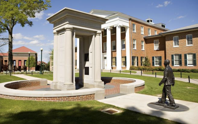 Religious Bigotry on Display at Mississippi's Flagship University?