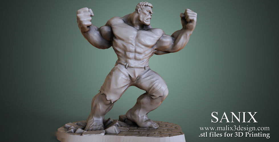 Goro vs hulk