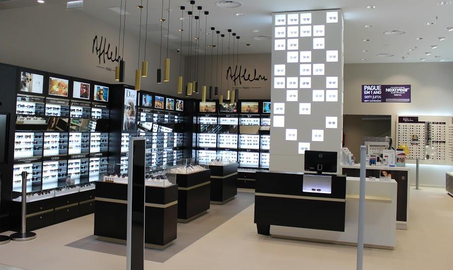 18f6626a9cdfd Na semana passada fui conhecer a nova loja e o novo conceito da cadeia ótica  Alain Afflelou localizada no piso O do Dolce Vita Tejo