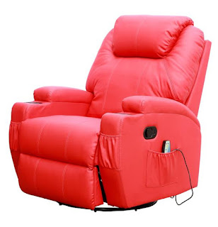 Red Recliner Chair