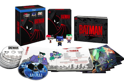 Release News: Batman: The Animated Series Blu-Ray Release Info Confirmed