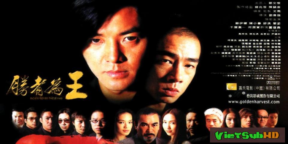 Phim Người Trong Giang Hồ 6: Kẻ Thắng Làm Vua Thuyết minh HD | Young and Dangerous 6: Born To Be King 2000
