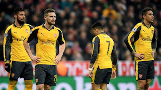 Bayern Munich Officially Mock Arsenal After 5-1 Win