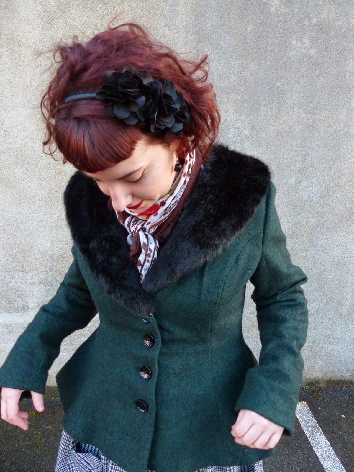 "Veste ""Deana"" collectif clothing"