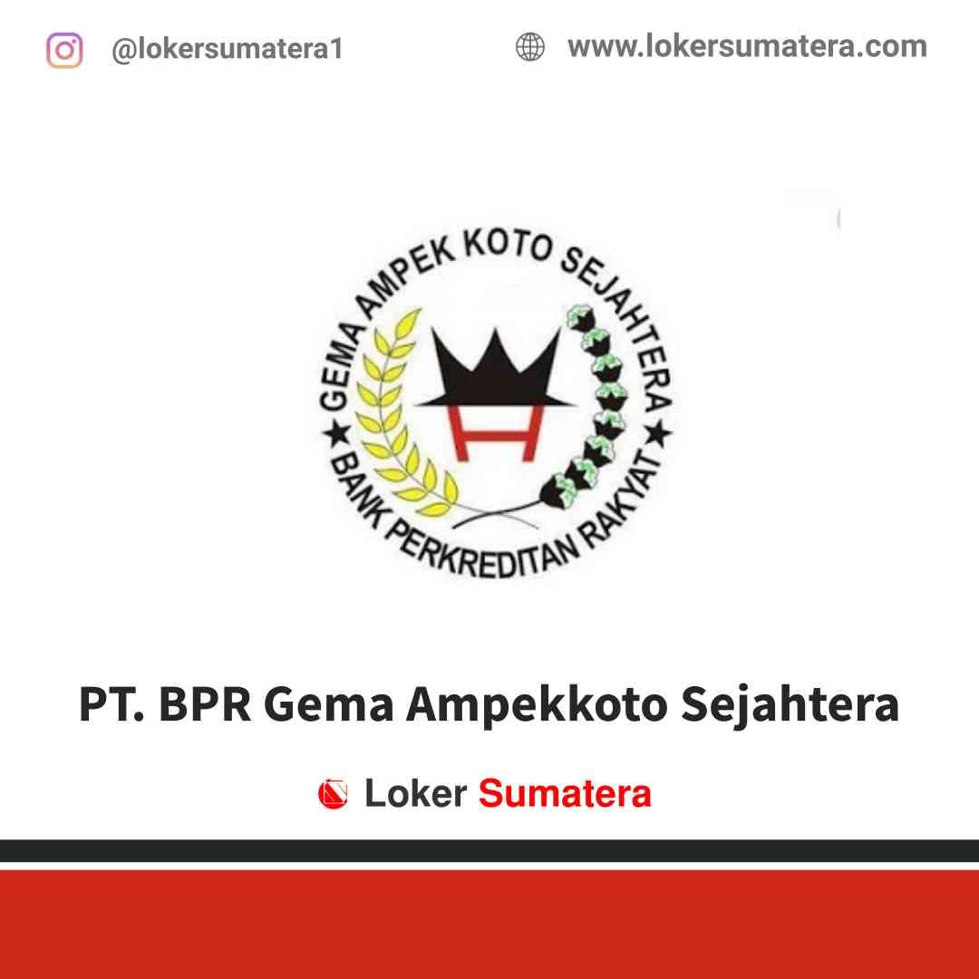 PT. BPR Gema Ampekkoto Sejahtera Payakumbuh