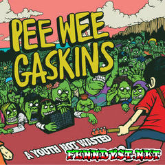 Pee Wee Gaskins - A Youth Not Wasted (2016) Album cover