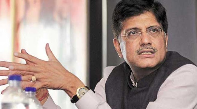 Railways can run more than 100 new trains by cutting down stops: Piyush Goyal