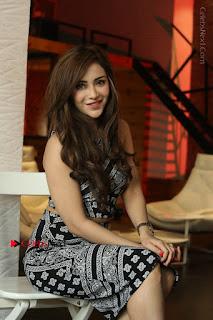 Telugu Actress Angela Krislinzki Latest Pos in Short Dress  0139.JPG