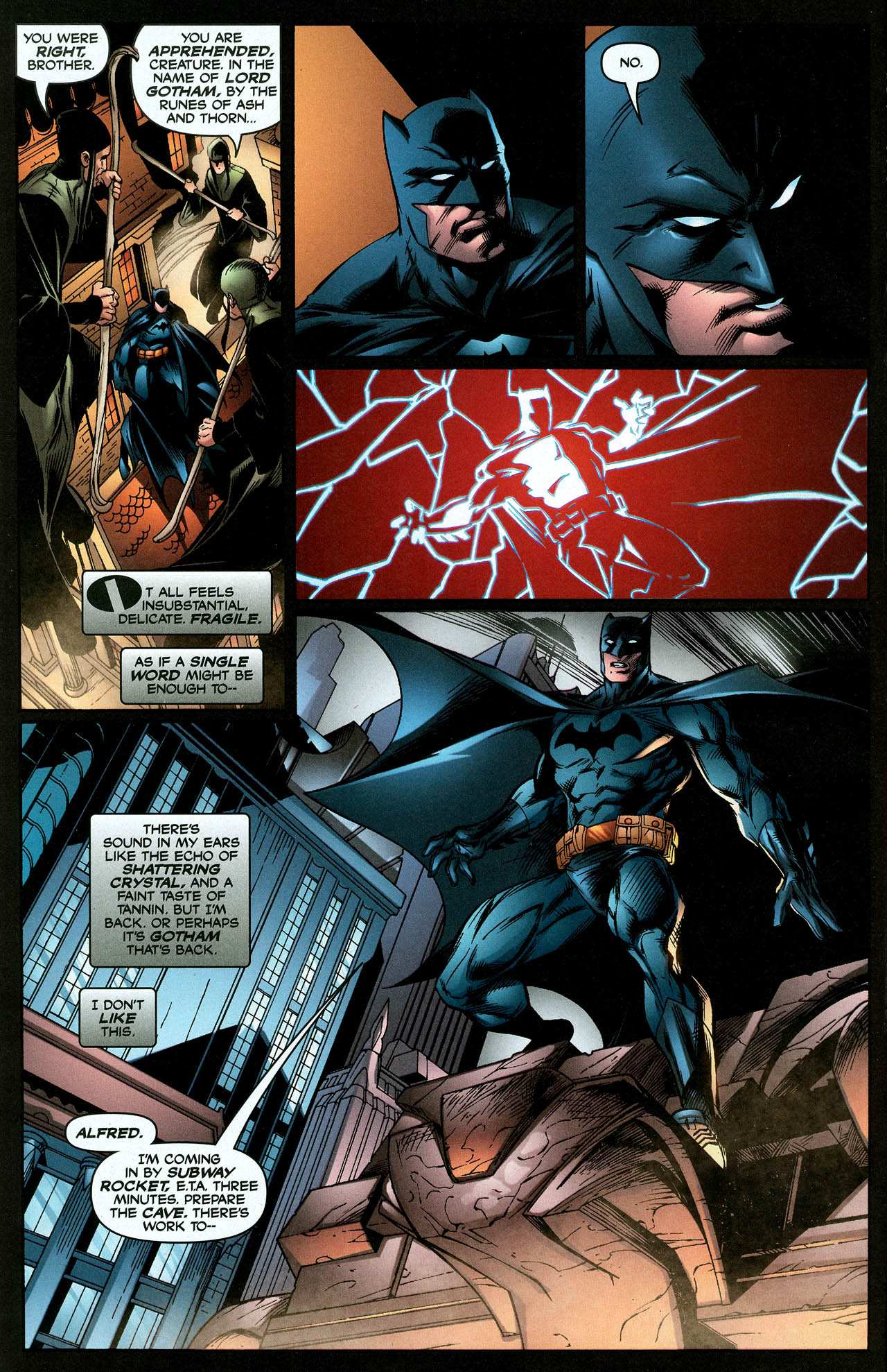 Read online Trinity (2008) comic -  Issue #2 - 12
