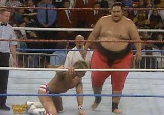 WWF / WWE Survivor Series 1993: Yokozuna dominates Lex Luger
