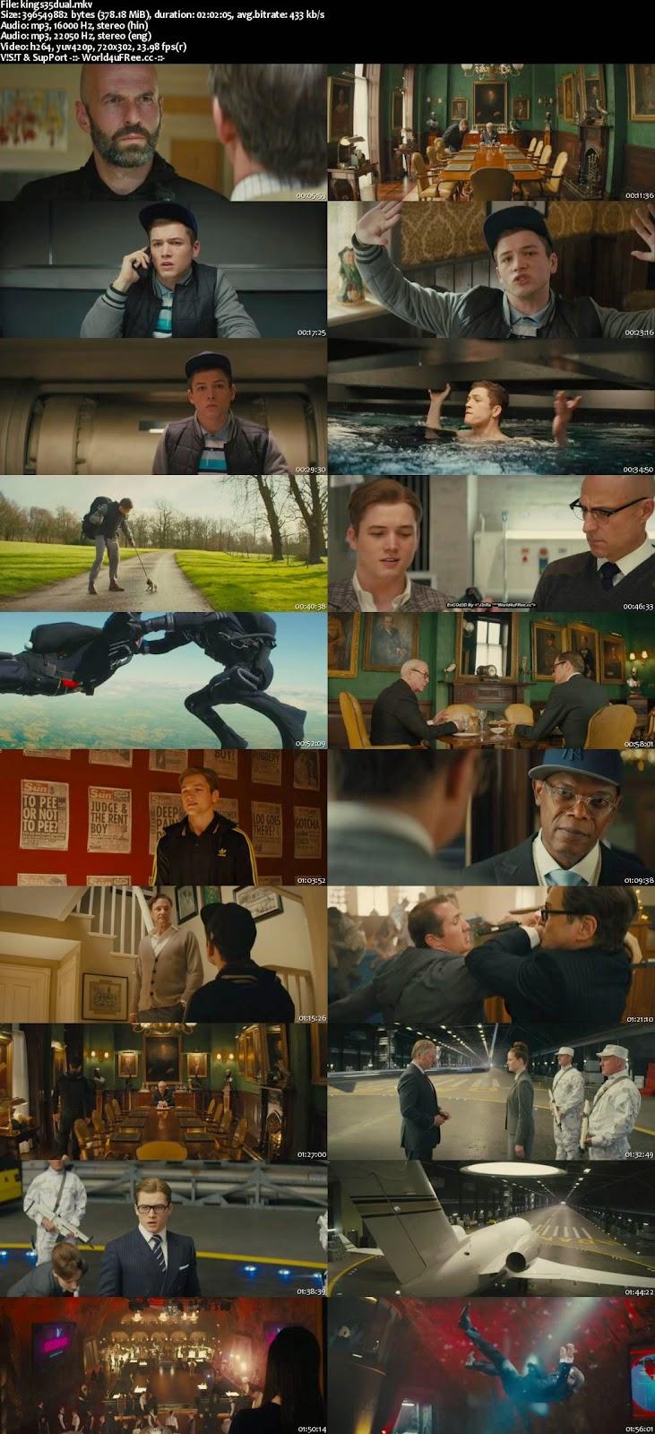kingsman the secret service (2014) uncut hindi dubbed brrip